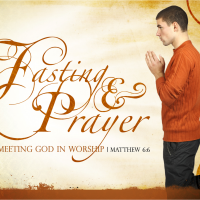 Fasting-and-Praying