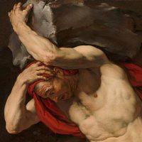 Antonio-Zanchi_-_Sisyphus_1660-65